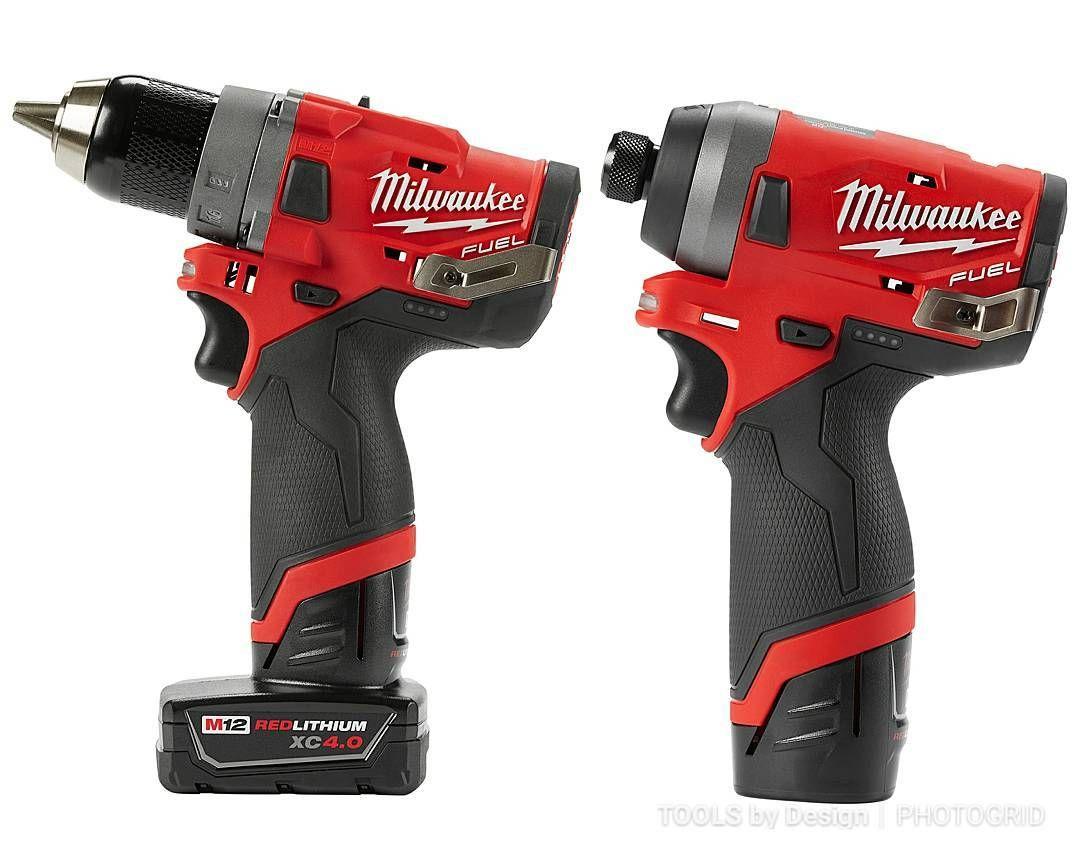 """Milwaukee 2503-22 M12 FUEL™ 1//2/"""" Drill Driver Kit"""