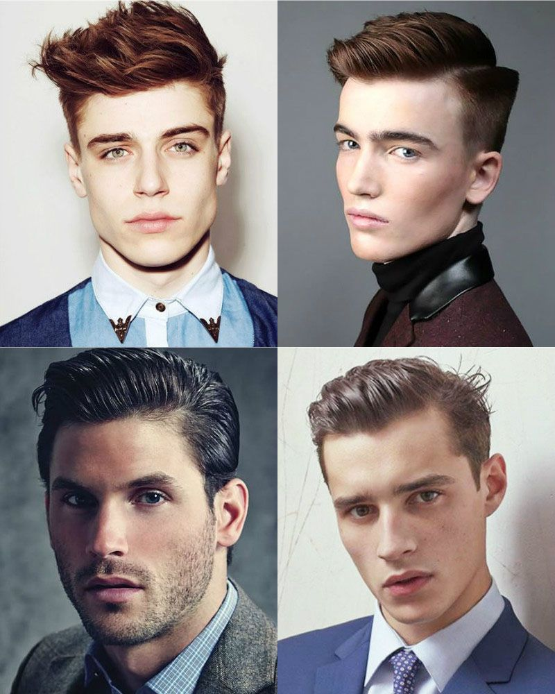 6 Classic Mens Hairstyles That Will Never Get Old Great Hair
