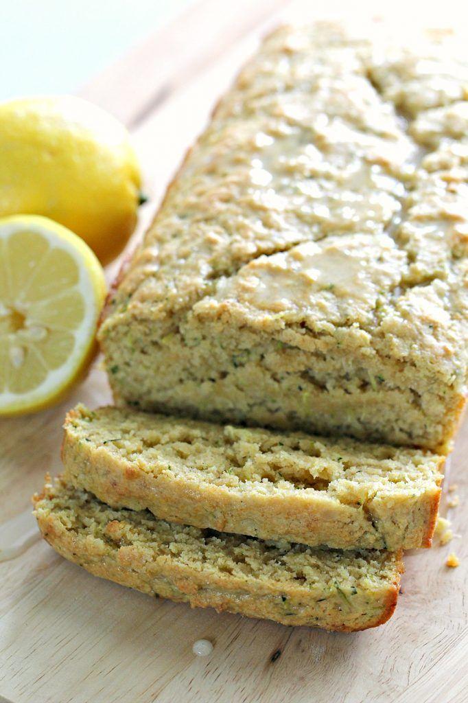 whole wheat lemon zucchini bread  recipe  lemon zucchini