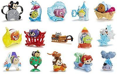 Disney Tsum Tsum Blind Mystery Bag Stack Pack Pinocchio Series 7