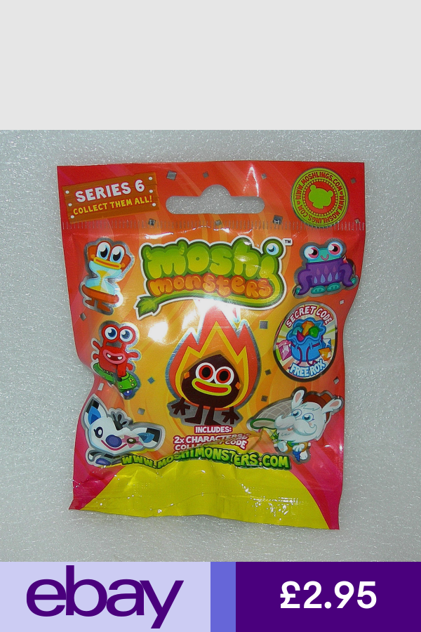 Moshi Monsters Other Toys & Games Toys & Games ebay