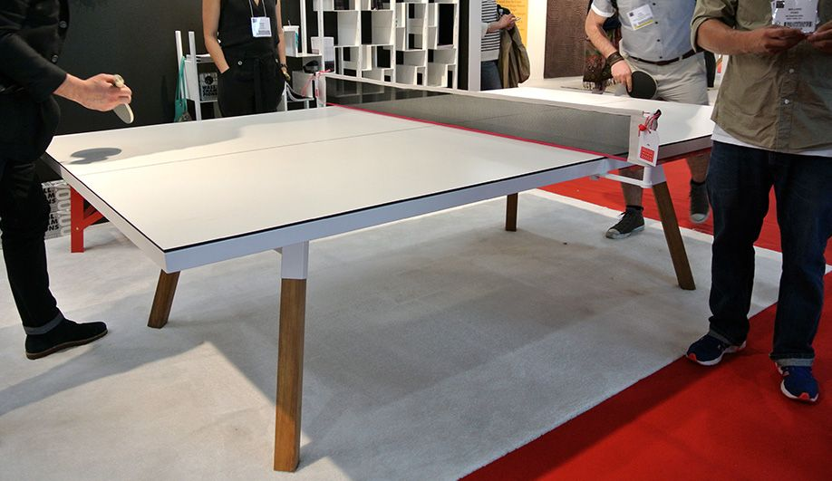 Spanish company RSs You Me ping pong table is coming soon to a