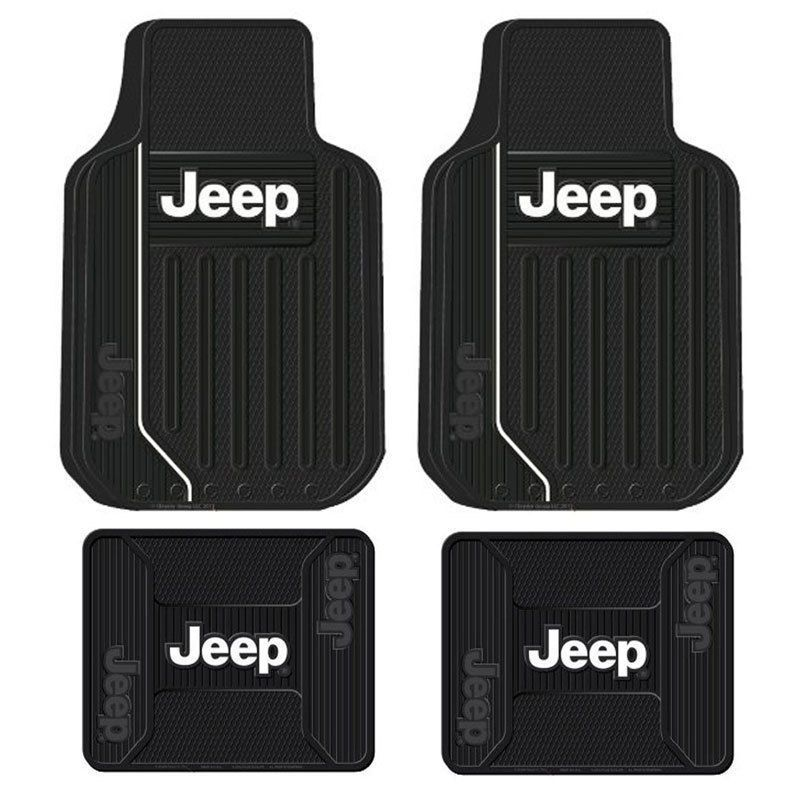 Plasticolor 39 S Universal Fit Jeep Elite Floor Mats Are Ultra