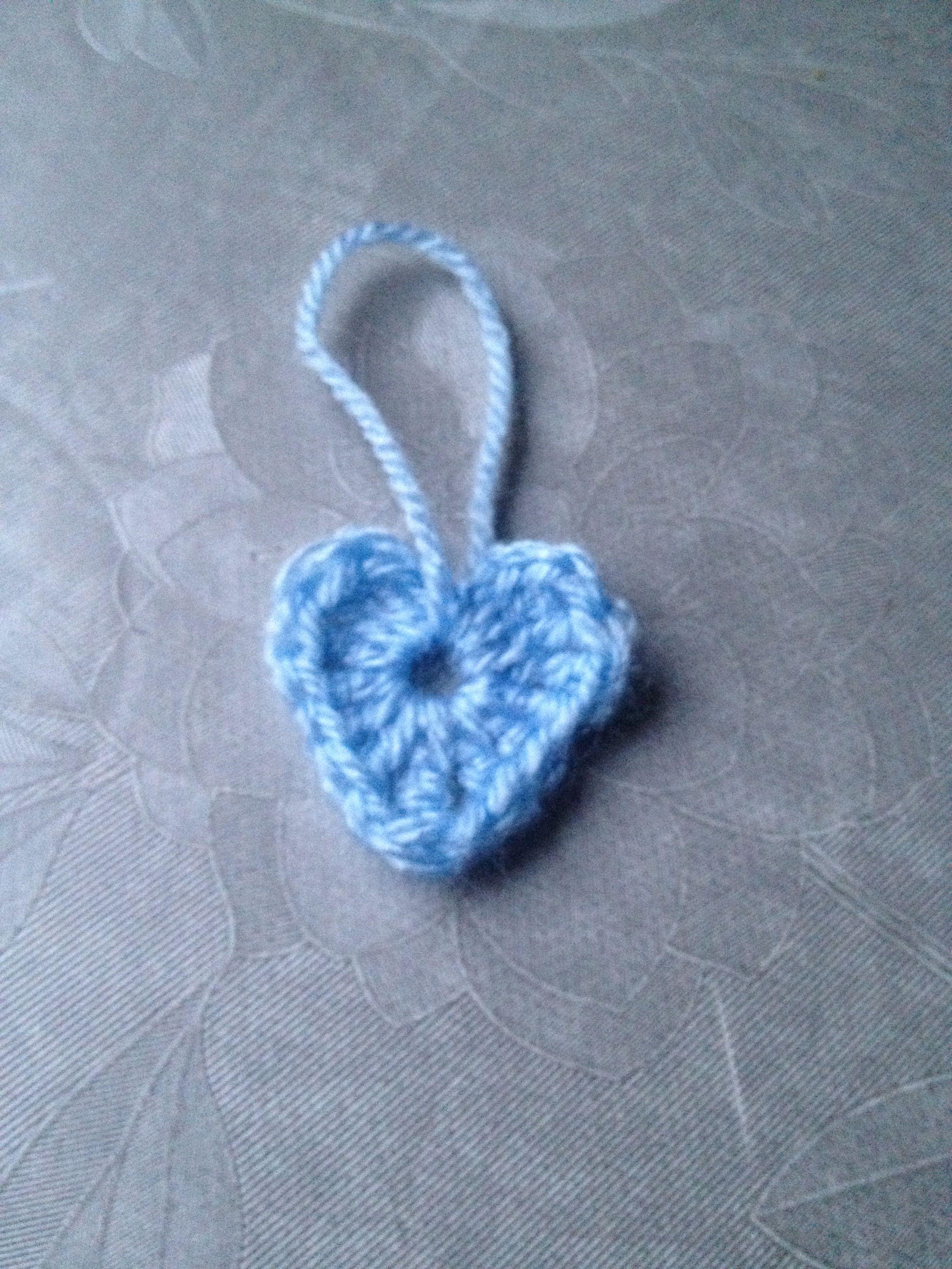 My first crochet