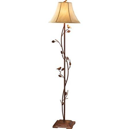 Home Floor Lamp Light Fixtures Bedroom Ceiling Natural Table Lamps