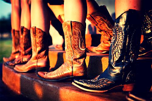 Cowboy Boots Transparent Background