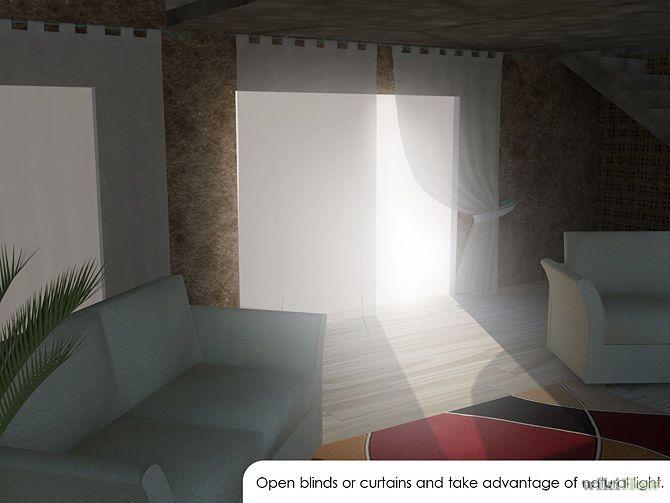 Brighten Up A Dark Room Dark And Dark Rooms