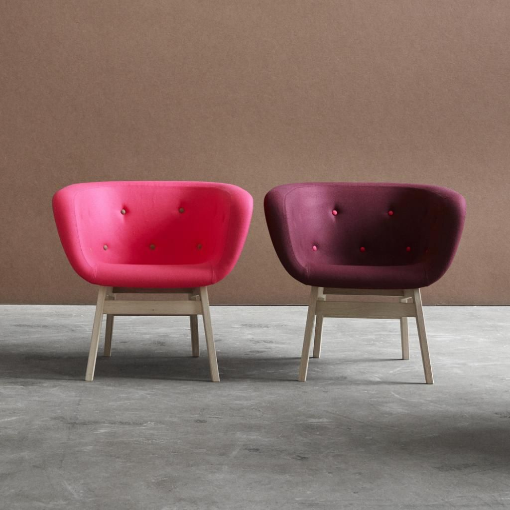 Chester stol, Kåre Frandsen, PLUS HALLE design | Lounge møbler, sofa ...