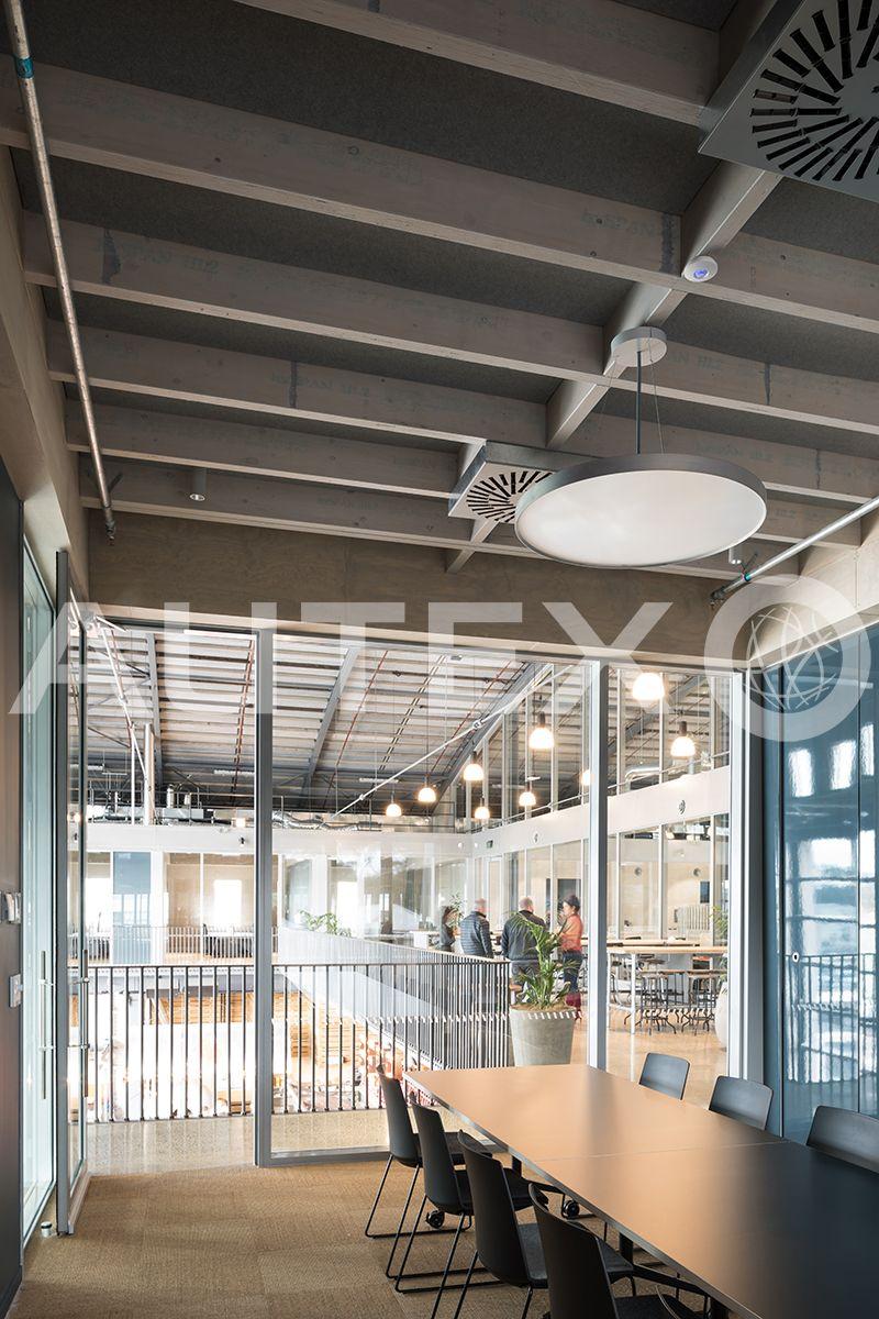 Autex interior acoustics quietspace panel colour