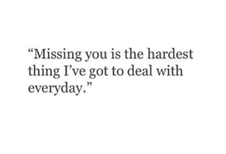 Image about love in » Missing Someone « by Quotes