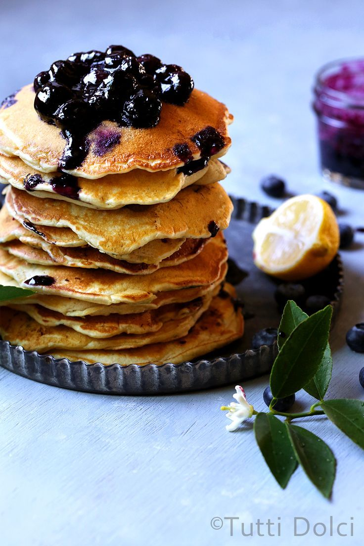 Blueberry Buttermilk Pancakes Recipe Pancakes Buttermilk Pancakes The Best Buttermilk Pancake Recipe