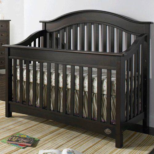 Bonavita Easton Lifestyle Crib, Espresso | Toys | Pinterest