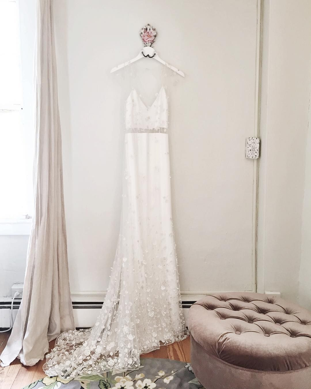 Alexandra Grecco Alexandragrecco Pa Instagram Our Amelie Gown