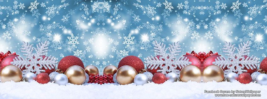 Christmas Facebook Cover | HOLIDAYS - Christmas | Christmas facebook ...