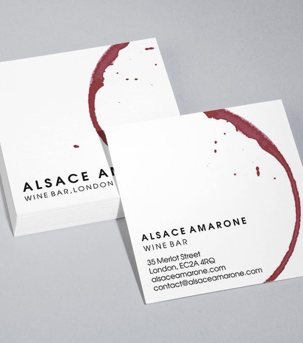 Moo Alsace Square Business Card Design Templates Square Business Cards Business Card Design Business Card Template Design