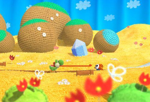 Yoshi's Woolly World #Yoshi #Nintendo #E3