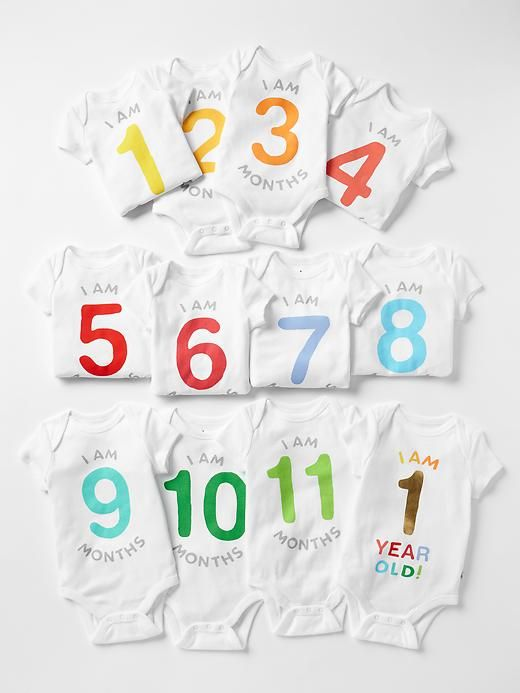 e4cc0a4f228 milestone onesies for newborns