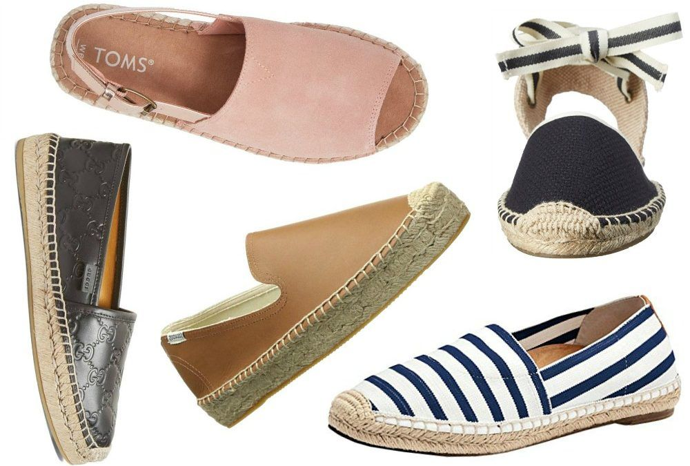 Image result for picture of women's espadrilles