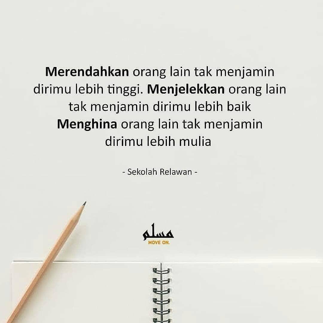 Instagram Quotes Remaja Islami