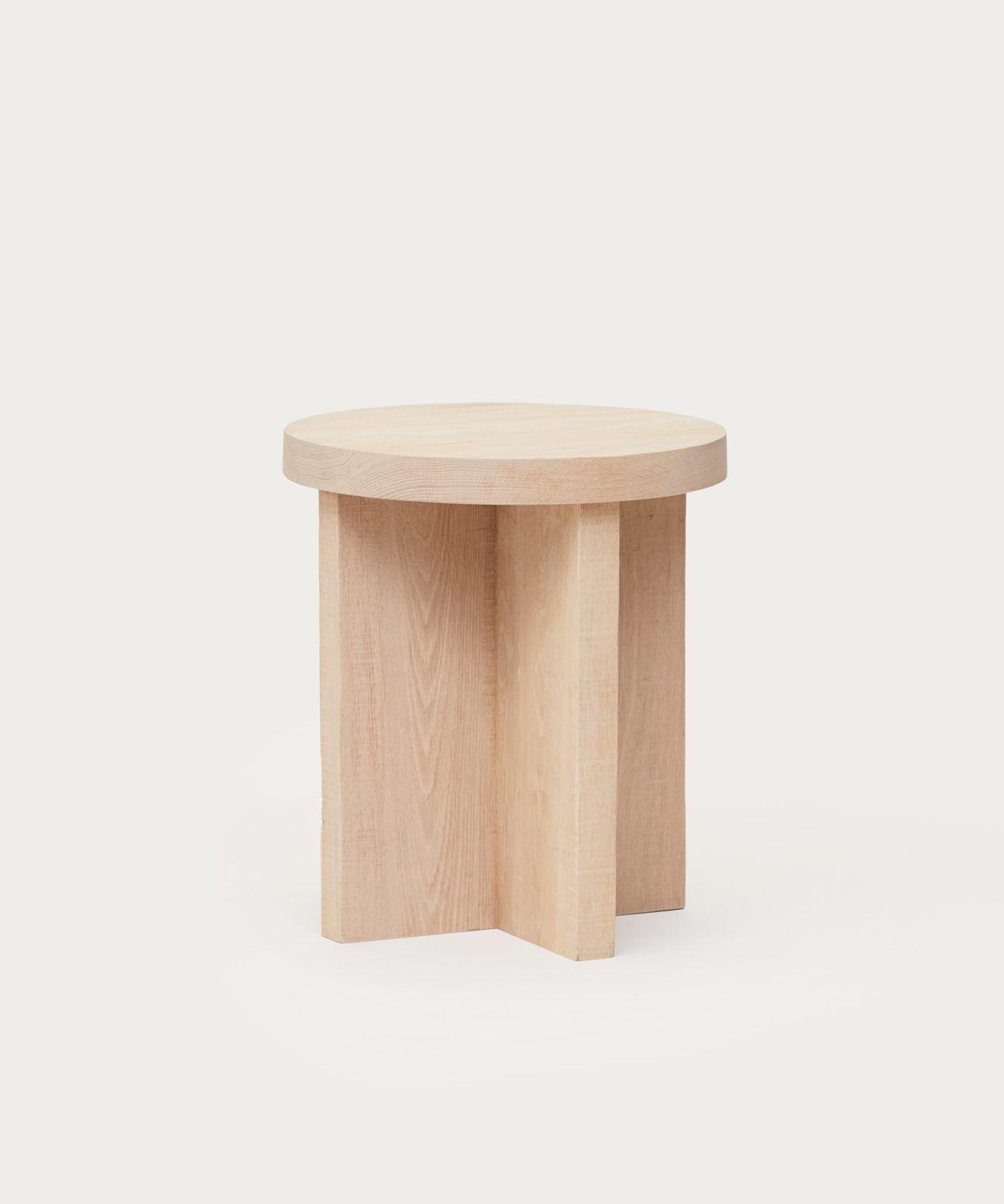 Small Oak Side Table Natural Jenni Kayne Oak Side Table Side Table Oak Furniture