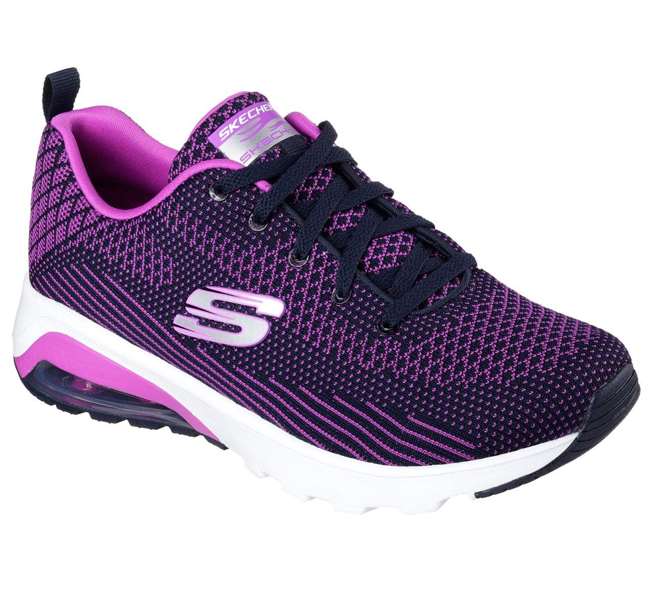 Skech Air Extreme Awaken Skechers Cushioned Heels Training Shoes
