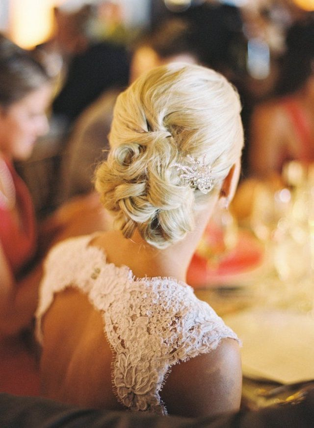 19 Classic Updos for Prom: Classic Prom Updo, Perfect for a Traditional Girl
