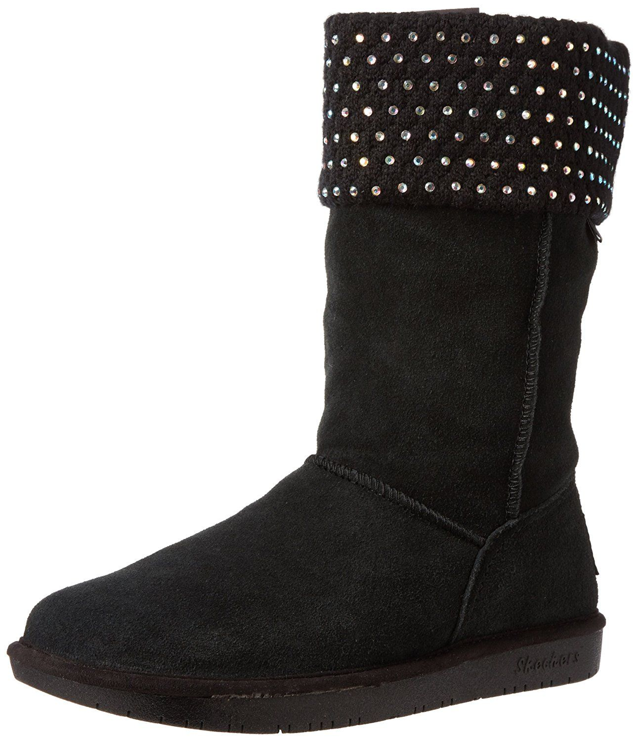 tolle sorten Fang große Auswahl an Farben Skechers Women's Shelby's-Mid Diamond Snow Boot *** For more ...