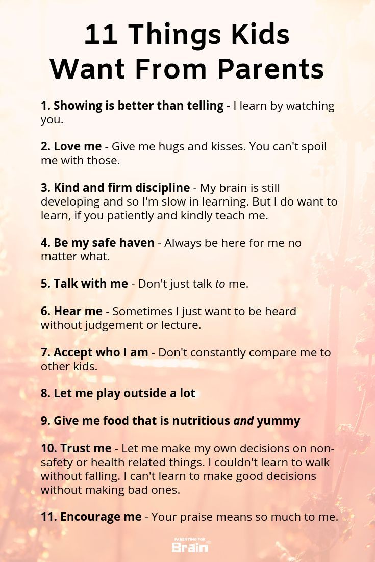 11 Tips For Raising Children