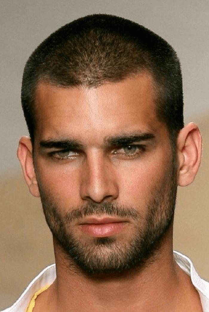 6mm Frisur Männer Kurz Haare Frisuren Männer Pinterest