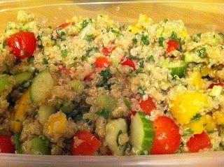 Cold Quinoa Salad Stute Kitchen Cold Quinoa Salad Quinoa Salad Quinoa Salad Dressing