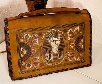 True #vintage 1920s egyptian #revival art deco #clutch bag case
