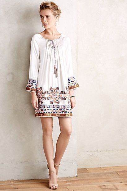 dcf7e05c2 Annum Swing Tunic - anthropologie.com | My Style in 2019 | Fashion ...