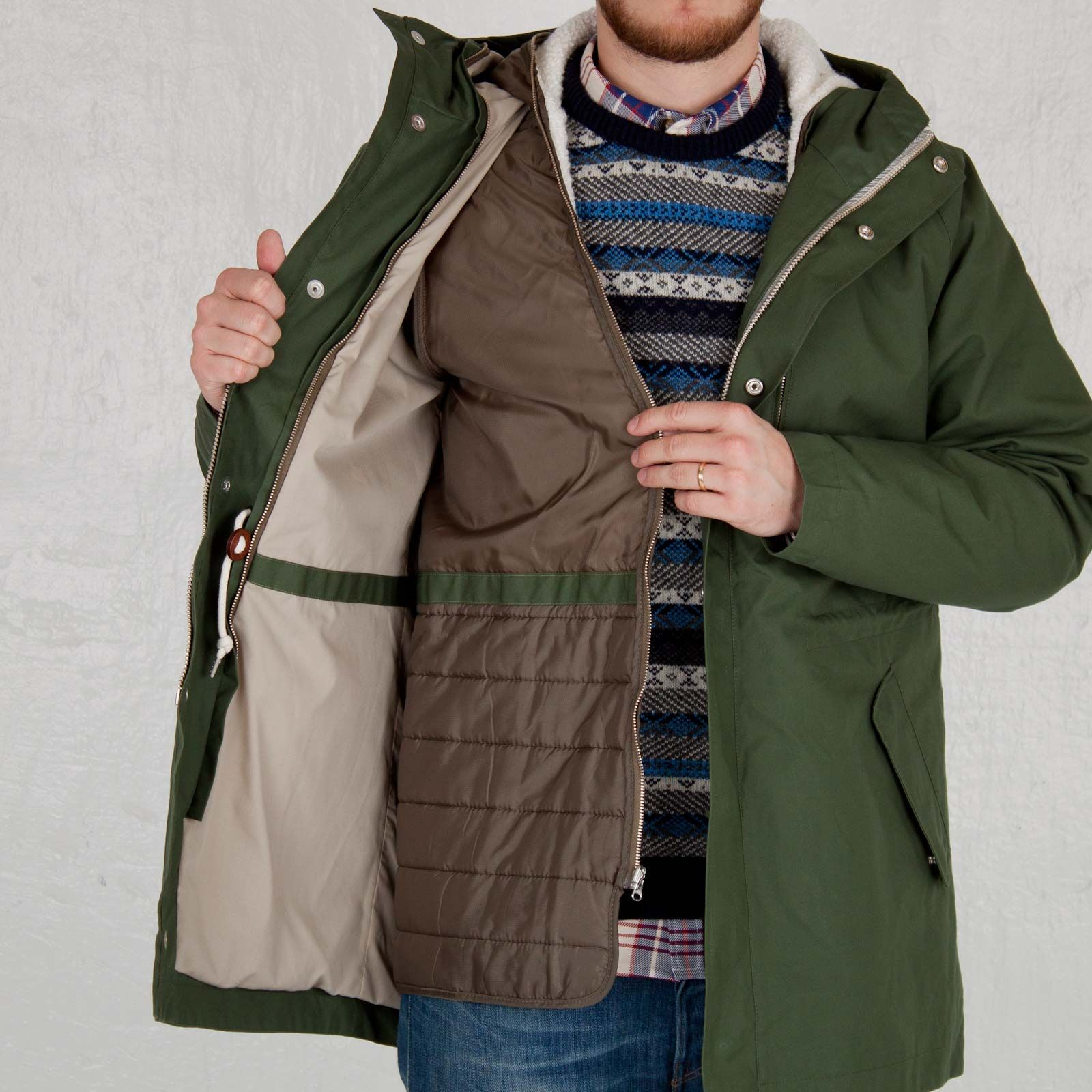 Norse Projects Lindisfarne 2 Jacket