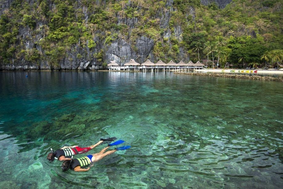 Miniloc Island Resort Palawan Philippines Aspirantsg