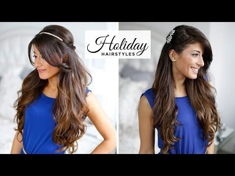 3 Party Hairstyles Easy Party Hairstyles Hair Styles Party Hairstyles For Long Hair