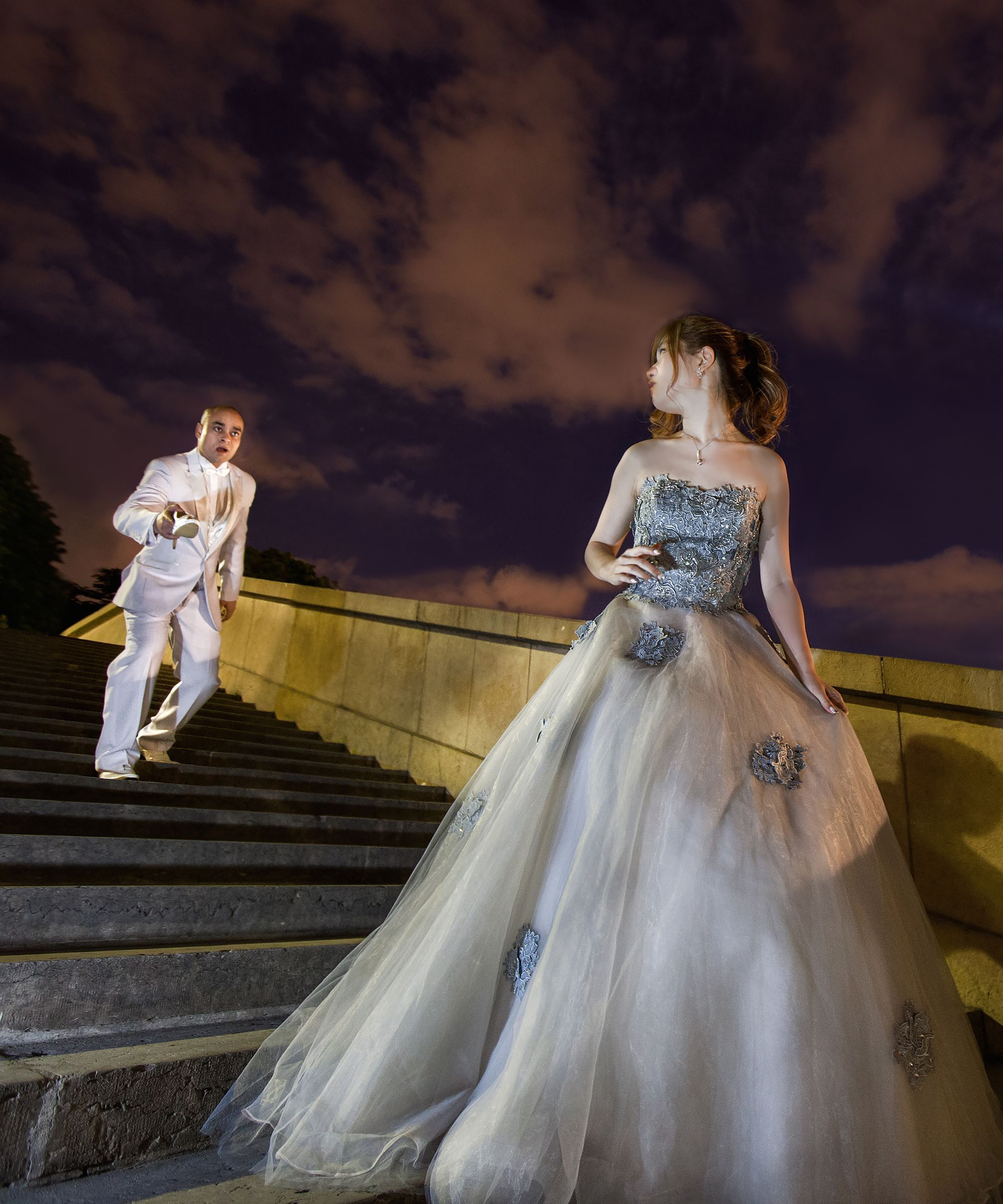 Disney Themed Wedding Dresses: This Disney-Themed Wedding Is Blowing Our Minds