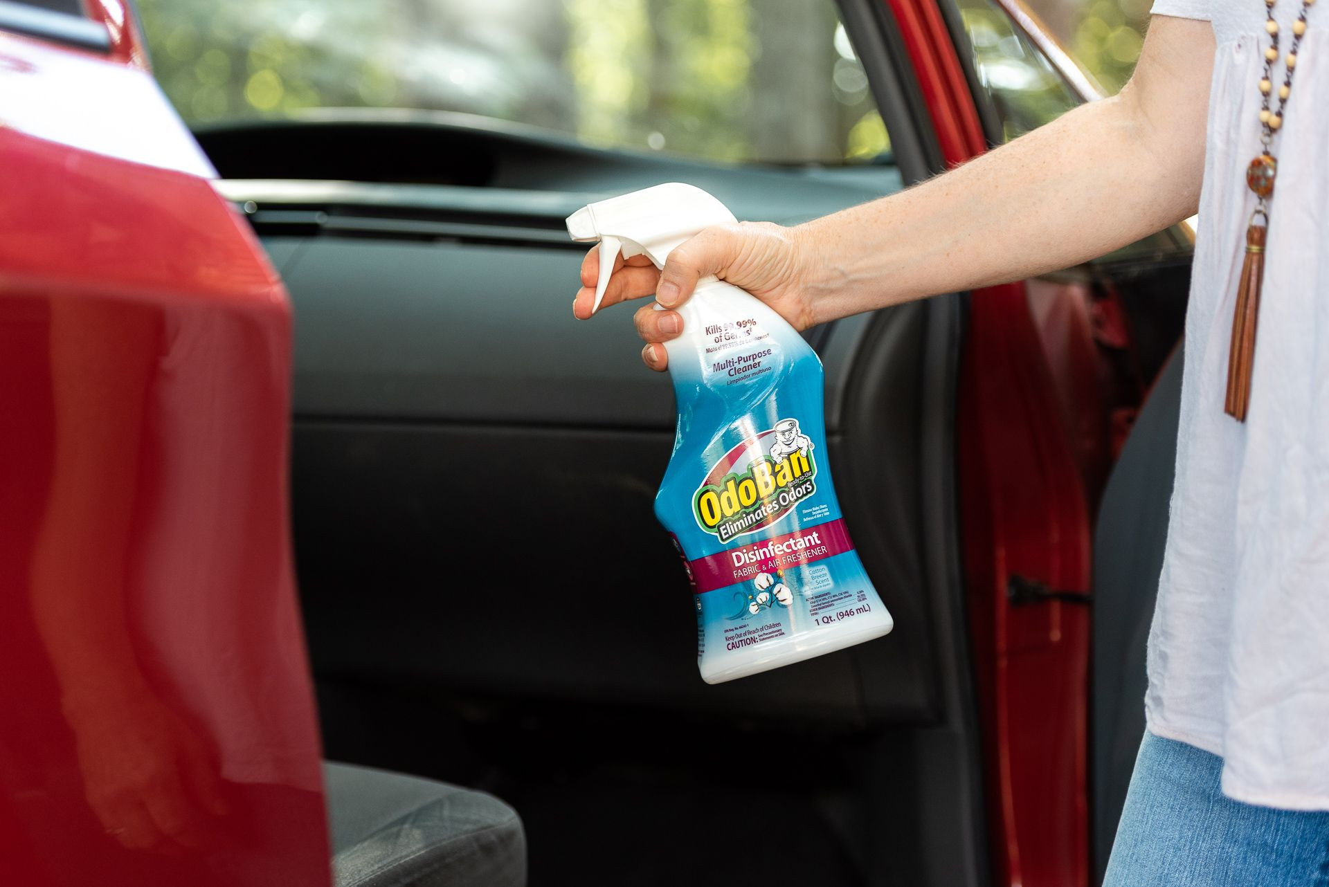 Keep Your Car Smelling Like New With Odoban No Car Odors Stand A