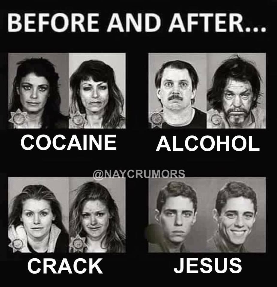 before and after | Jesus Effect | picture