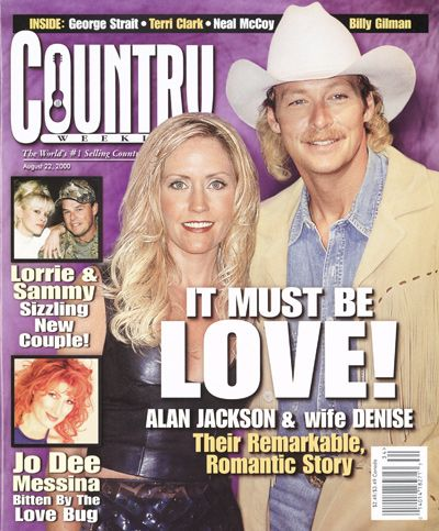 Pin On Omg It S Alan Jackson