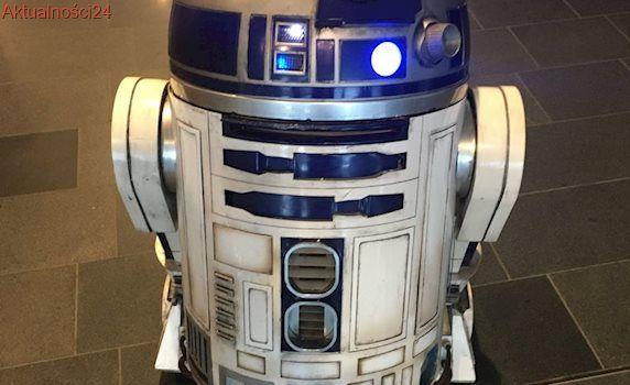 """R2-D2 ze """"Star Wars"""" sprzedany. Anonimowy nabywca wyłożył fortunę"""