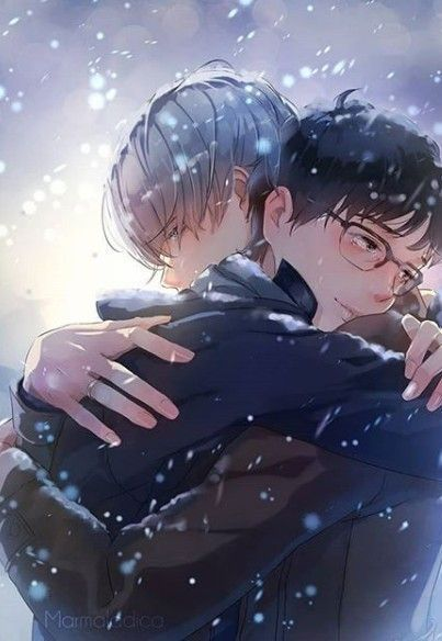 imagenes yaoi yuri on ice