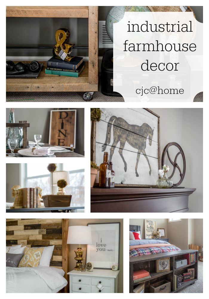 Exceptionnel CJC@HOME | Industrial Farmhouse Decor | Carver Junk Company | Styled Home  Shopping Event | Minneapolis, MN Refinished Furniture And Handmade Home  Decor