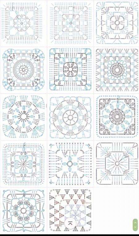 Pin by Rhonda Porter on Crochet | Pinterest | Crochet, Granny ...