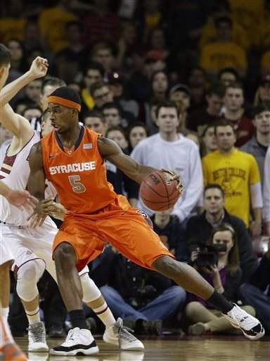 Syracuse Basketball Tops Boston College 69 59 On Monday Jan 13