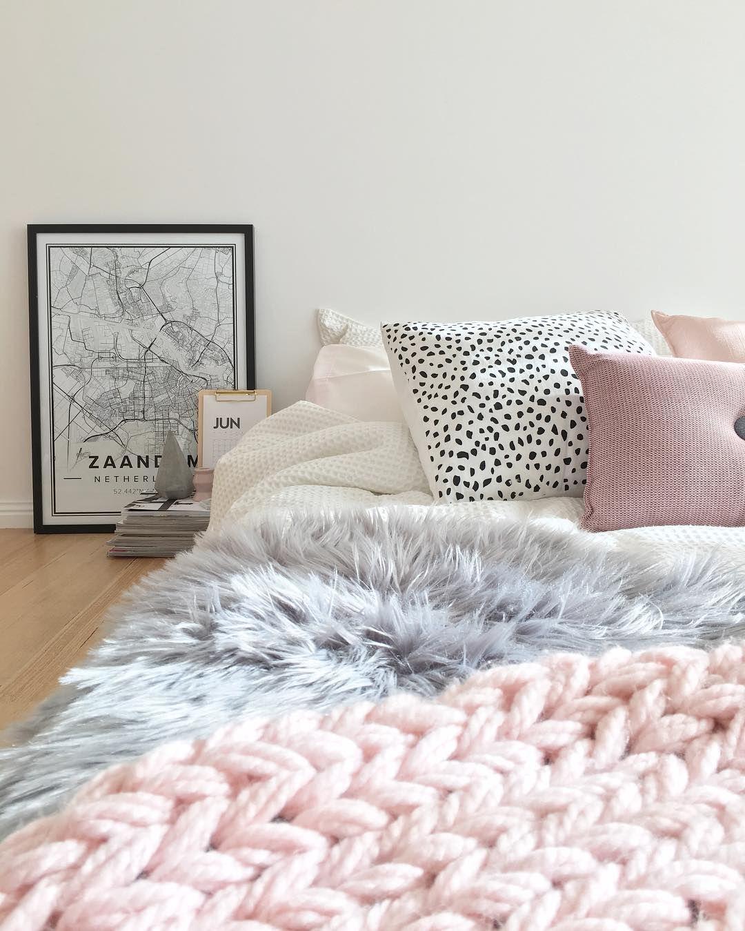 Stylingbytiffany On Instagram Scandinavian Bedroom