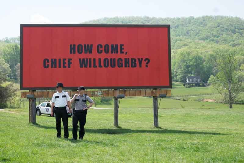 "Szenenbild aus ""Three Billboards outside Ebbing, Missouri"" (Foto: 20th Century Fox)"