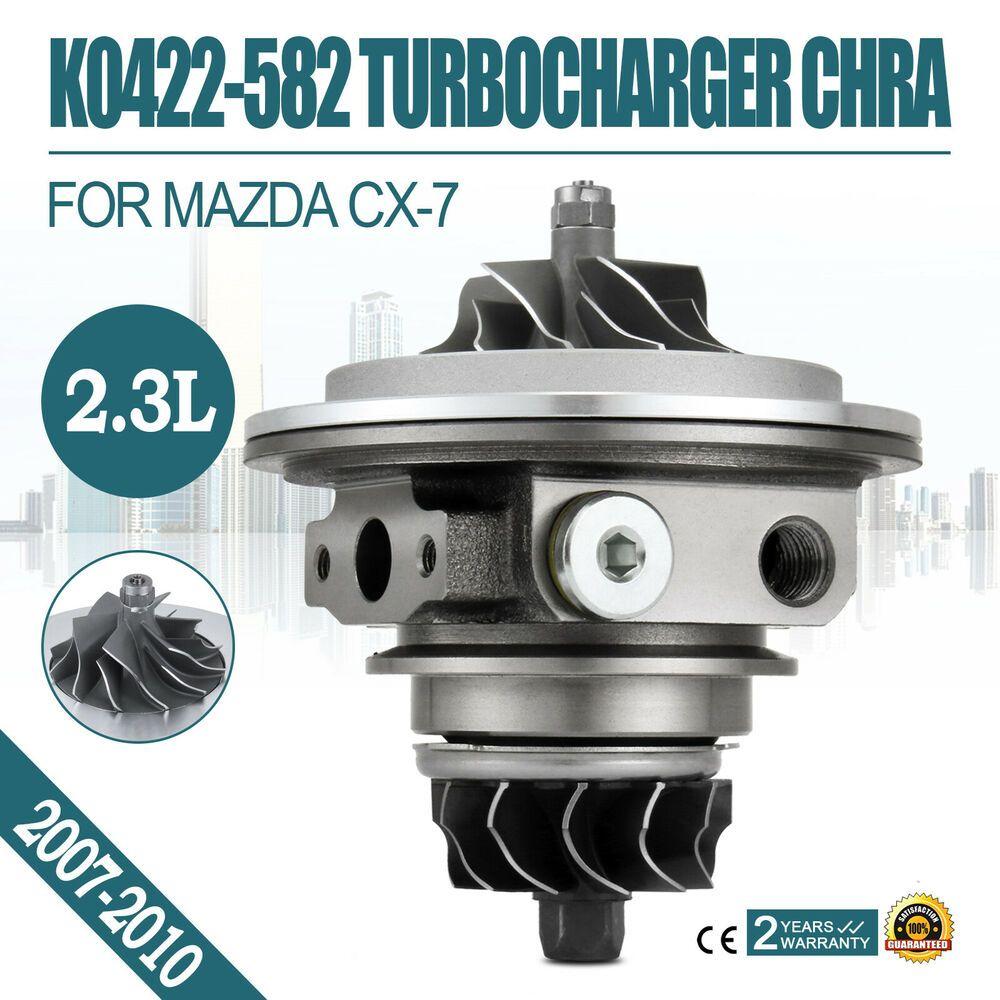 Ebay Sponsored For Mazda Cx7 Cx 7 2 3l K0422 582 Turbo Charger Cartridge 53047109904 L33l13700b Mazda Turbo Turbo Parts