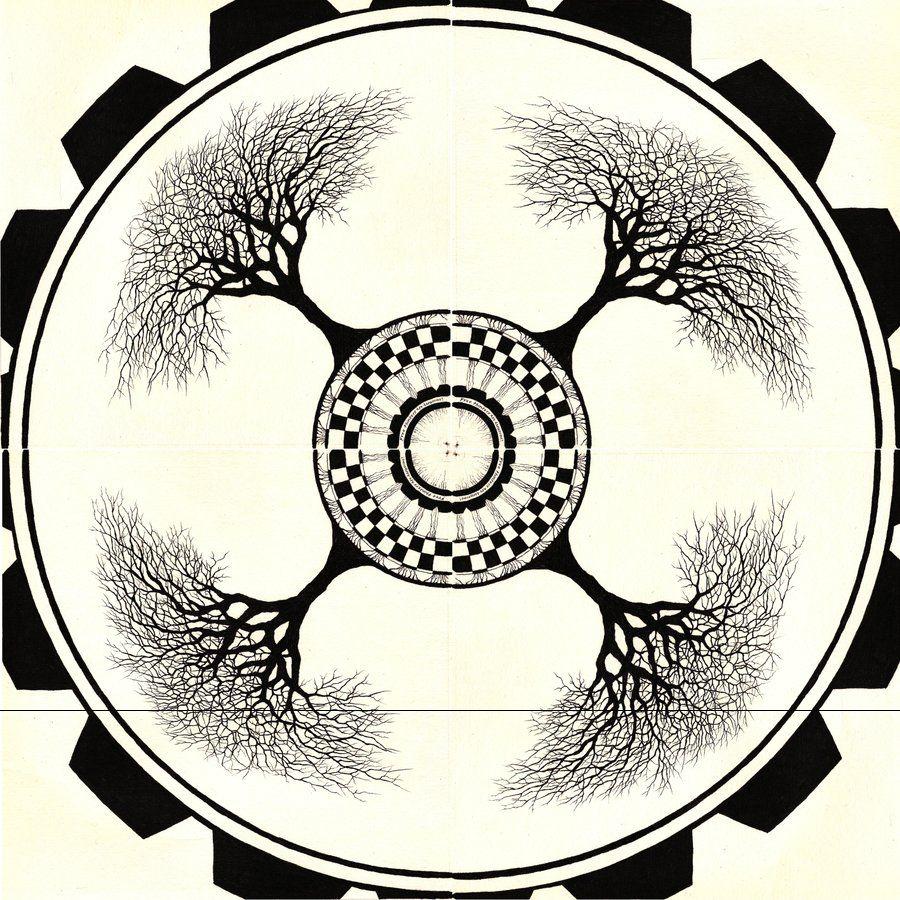 Radial Symmetry Symmetry Art Symmetrical Balance Balance Art