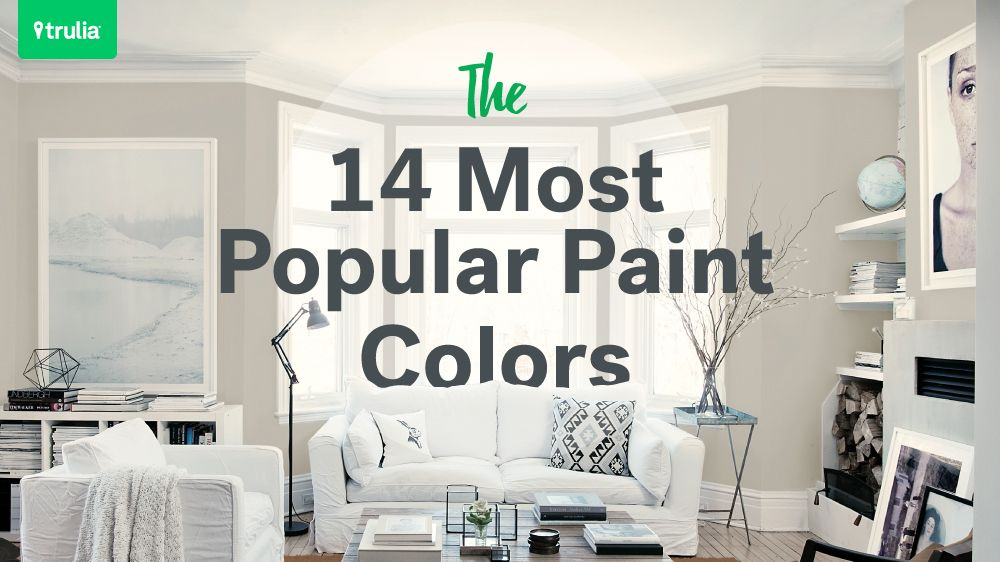 14 popular paint colors for small rooms life at home on popular color for interior house id=36844