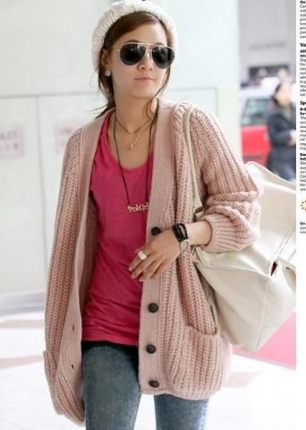 Photo of Fashion Style blog: Strickjacke selber stricken anleitung